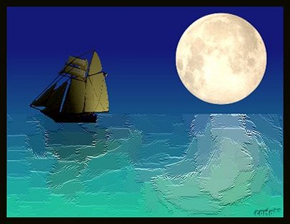 Mare luna e fantasia