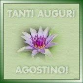 Auguri Agostino