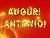 Auguri Antonio