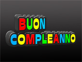 Buon Compleanno 3D