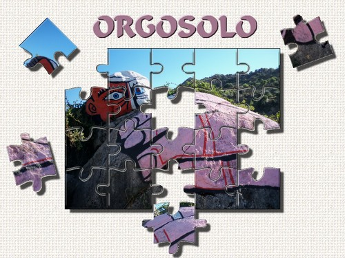 Orgosolo puzzle